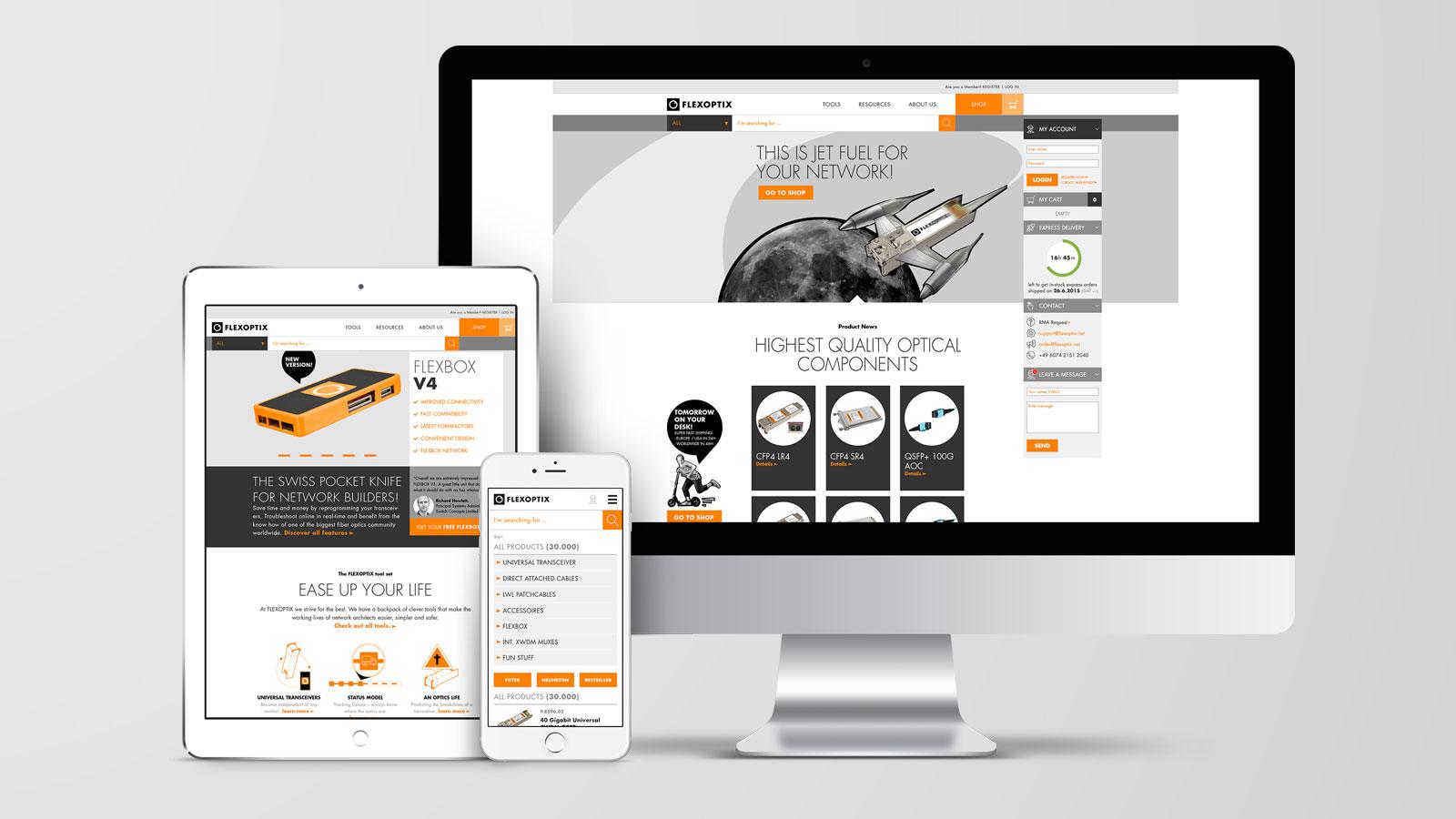 2015 – Flexoptix GmbH